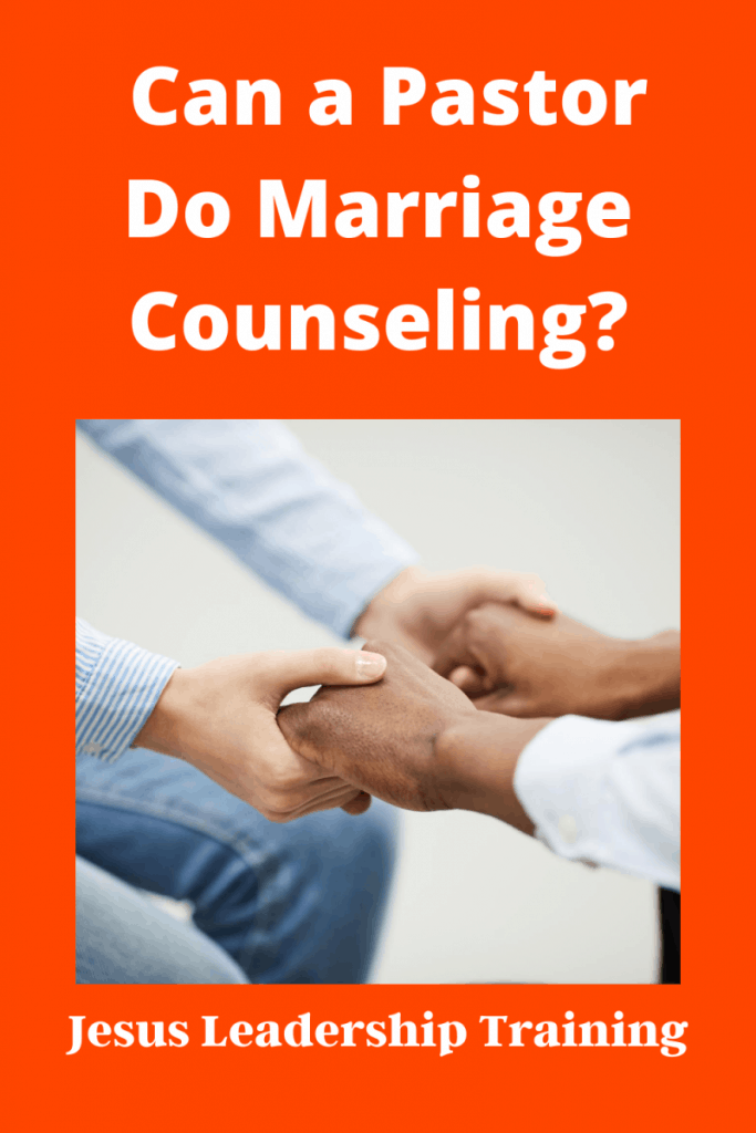 Can a Pastor Do Marriage Counseling_ (