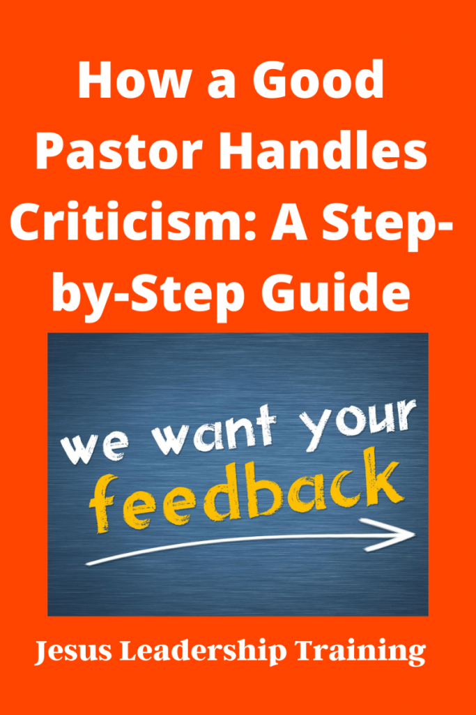 f How a Good Pastor Handles Criticism_ A Step-by-Step Guide