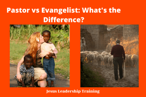 Pastor vs Evangelist_ What's the Difference_